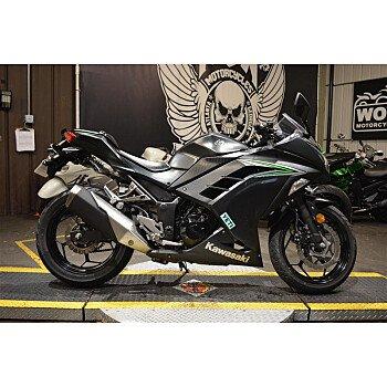 2016 Kawasaki Ninja 300 for sale 200671605