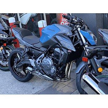 2019 Kawasaki Z650 for sale 200672215