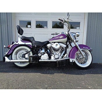 2002 Harley-Davidson Softail for sale 200672568