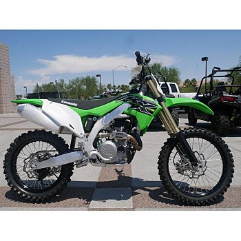 2019 Kawasaki KX450F for sale 200672861