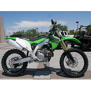 2019 Kawasaki KX450F for sale 200672874