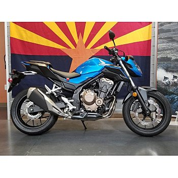 2018 Honda CB500F for sale 200673236