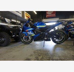 2018 Suzuki GSX-R750 for sale 200676480