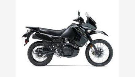 2018 Kawasaki KLR650 for sale 200677041