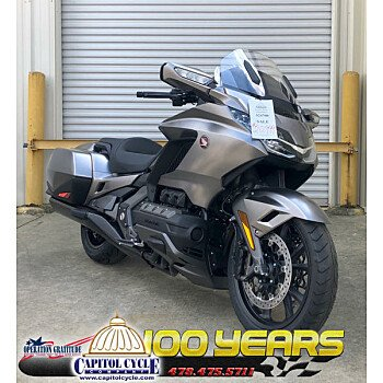 2018 Honda Gold Wing for sale 200677666