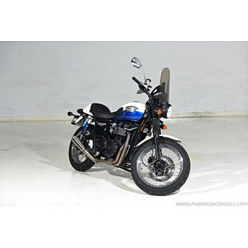 2007 Triumph Scrambler for sale 200677730