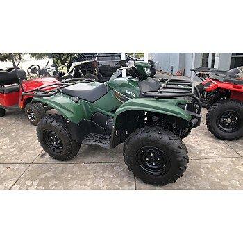 2018 Yamaha Kodiak 700 for sale 200677797