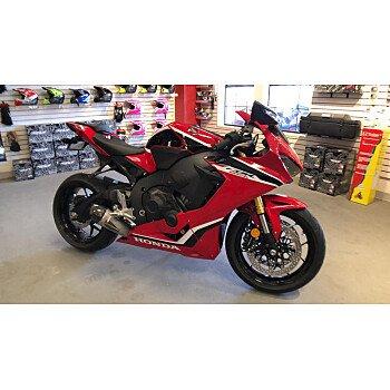 2018 Honda CBR1000RR for sale 200677945