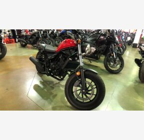 2018 Honda Rebel 300 for sale 200680935