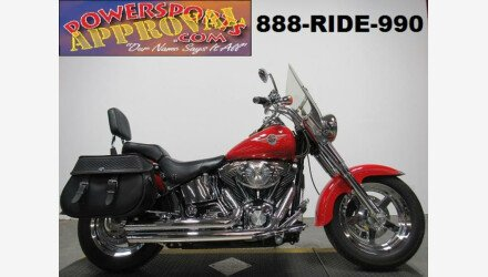 2002 Harley-Davidson Softail for sale 200681464