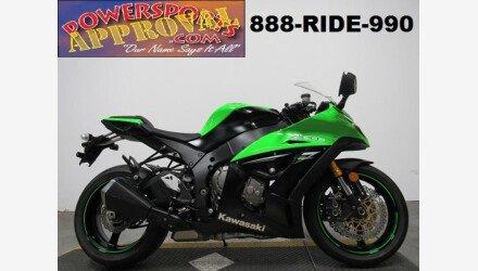 2014 Kawasaki Ninja ZX-10R for sale 200681467