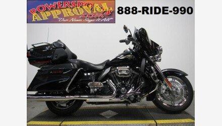 2013 Harley-Davidson CVO for sale 200683332