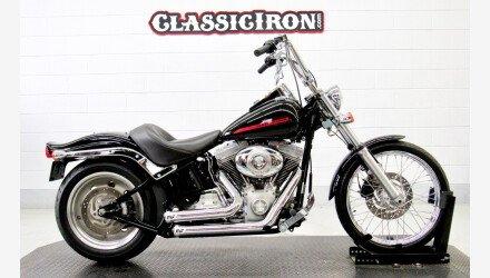 2007 Harley-Davidson Softail for sale 200683873