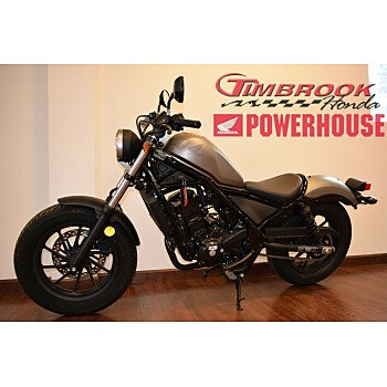 2017 Honda Rebel 300 for sale 200685492
