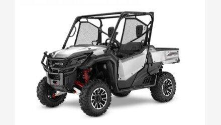 2019 Honda Pioneer 1000 LE for sale 200685627