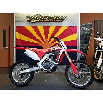 2018 Honda CRF450RX for sale 200689624