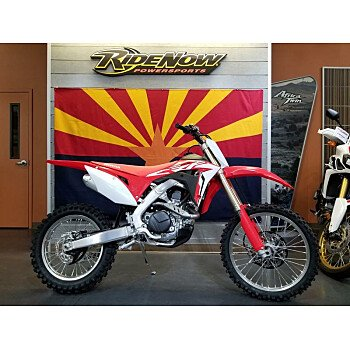 2018 Honda CRF450RX for sale 200689626