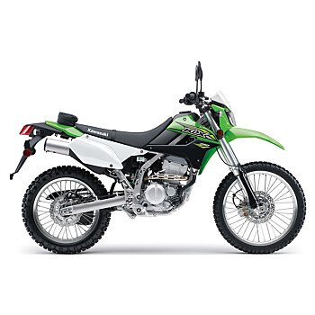 2018 Kawasaki KLX250 for sale 200689751