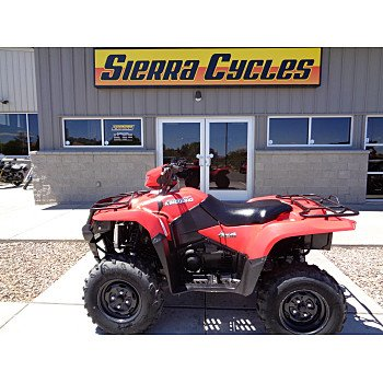 2013 Suzuki KingQuad 750 for sale 200689755