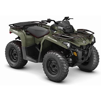 2019 Can-Am Outlander 570 DPS for sale 200689776