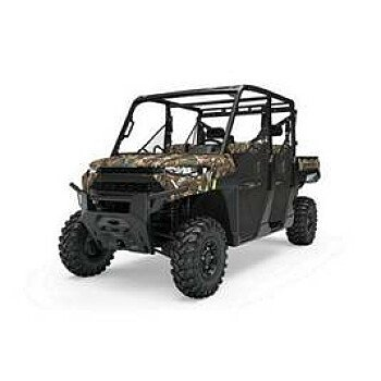 2019 Polaris Ranger Crew XP 1000 for sale 200690195