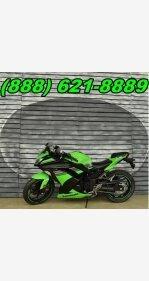 2013 Kawasaki Ninja 300 for sale 200690250