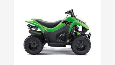 2019 Kawasaki KFX50 for sale 200692405