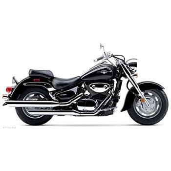2006 Suzuki Boulevard 1500 for sale 200693037