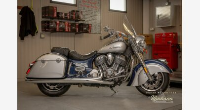 2017 Indian Springfield for sale 200693439