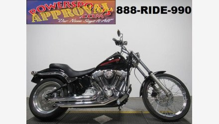 2007 Harley-Davidson Softail for sale 200693701