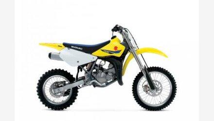 2019 Suzuki RM85 for sale 200693999
