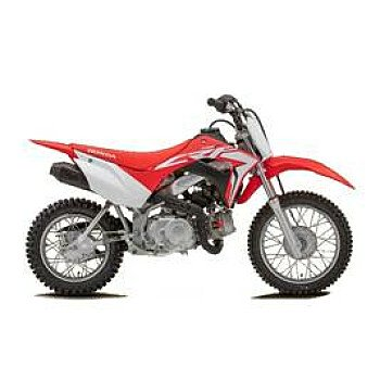 2019 Honda CRF110F for sale 200695527