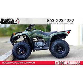 2019 Honda FourTrax Recon for sale 200696676