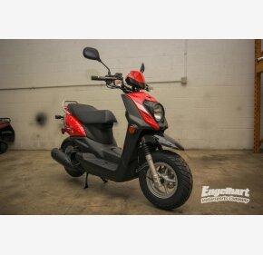2018 Yamaha Zuma 50FX for sale 200696702