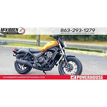 2019 Honda Rebel 500 for sale 200697190