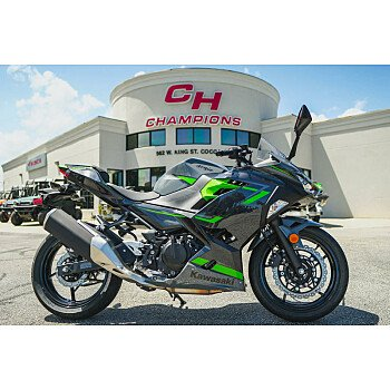2019 Kawasaki Ninja 400 for sale 200697706