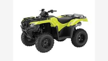 2018 Honda FourTrax Rancher 4x4 Automatic IRS EPS for sale 200698885
