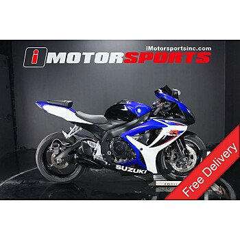 2006 Suzuki GSX-R750 for sale 200699558