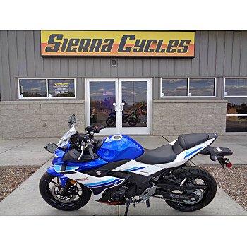 2019 Suzuki GSX250R for sale 200699776