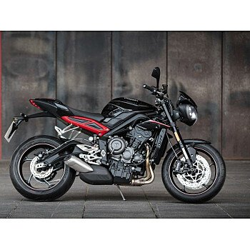 2019 Triumph Street Triple R for sale 200700336