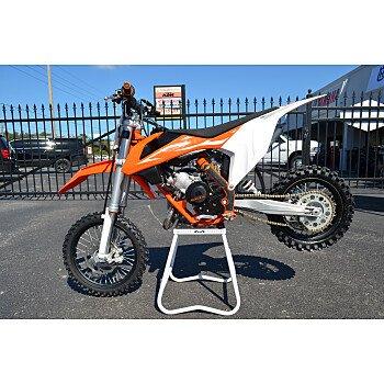 2018 KTM 65SX for sale 200700836