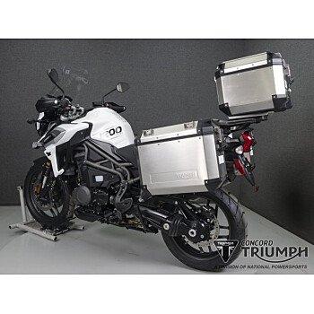 2019 Triumph Tiger Explorer for sale 200700893