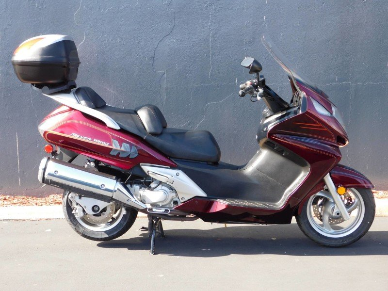 Honda Silver Wing Motorcycles for Sale - Motorcycles on