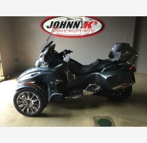 2018 Can-Am Spyder RT for sale 200703517