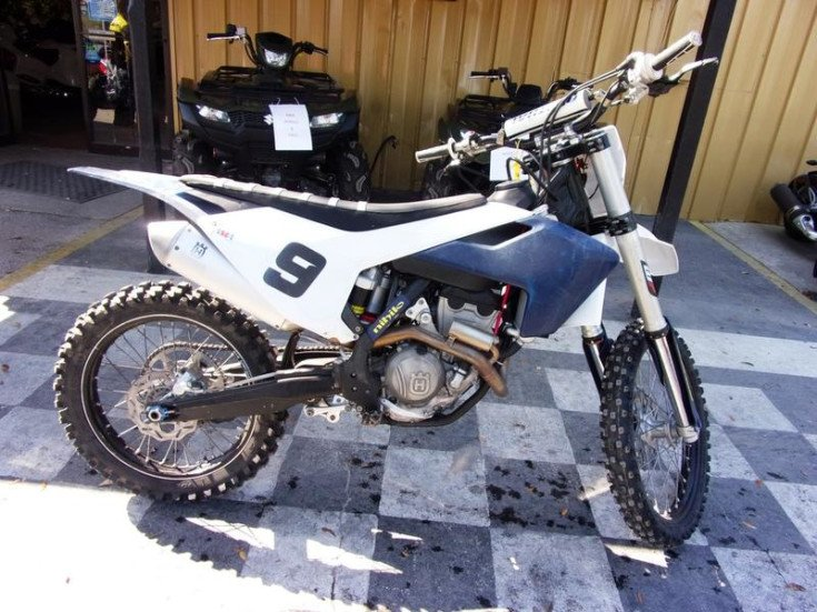 2017 Husqvarna FC250 for sale near Gainsville, Florida 32609