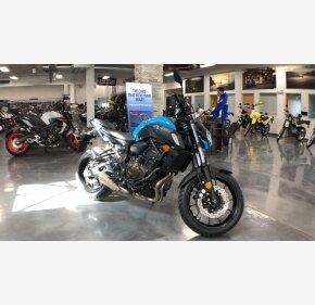 2019 Yamaha MT-07 for sale 200704094
