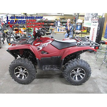 2019 Yamaha Grizzly 700 for sale 200704254