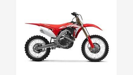 2018 Honda CRF450R for sale 200707472