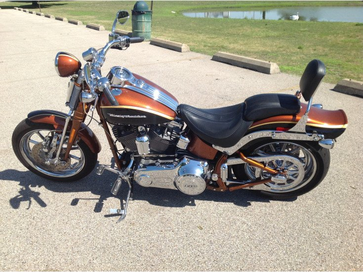 2008 Harley-Davidson CVO Screamin Eagle Softail Springer Anniversary