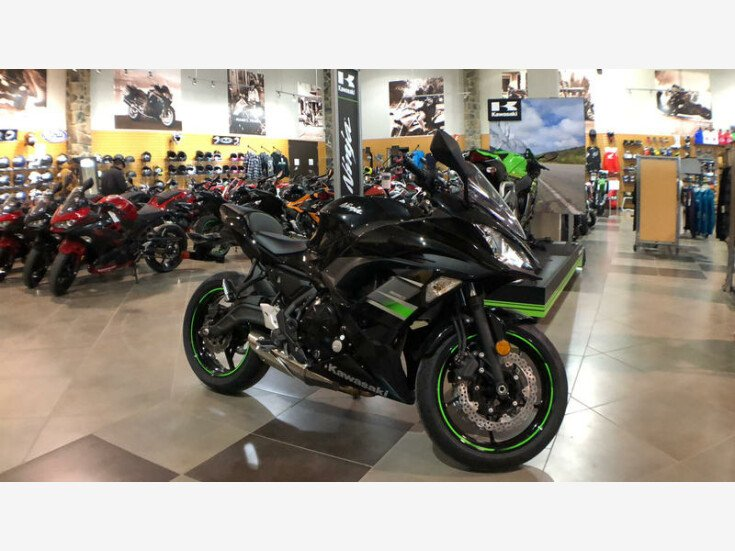 2019 Kawasaki Ninja 650 for sale near Forth Worth, Texas 76116